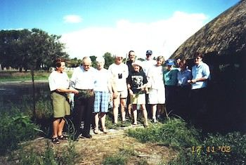 Friends of Korsman founders, 2002
